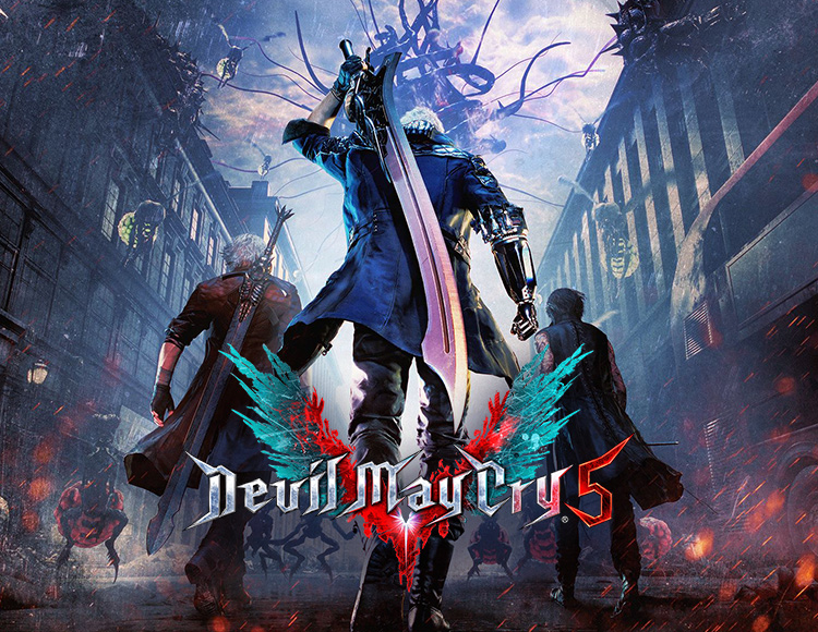Devil May Cry 5 Standard Edition (PC) фото