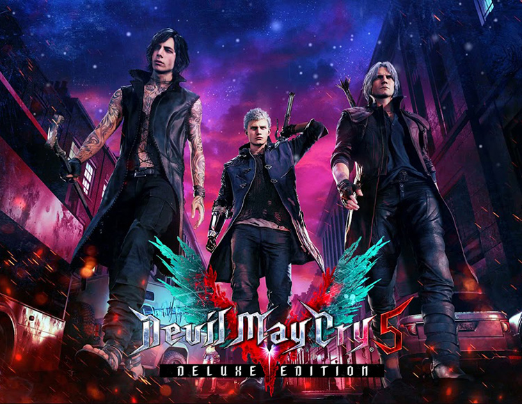 Devil May Cry 5 Deluxe Edition (PC) фото