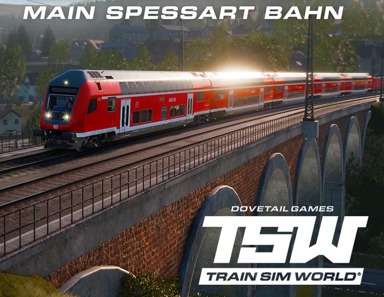 Train Sim World®: Main Spessart Bahn: Aschaffenburg - Gemünden (PC) фото