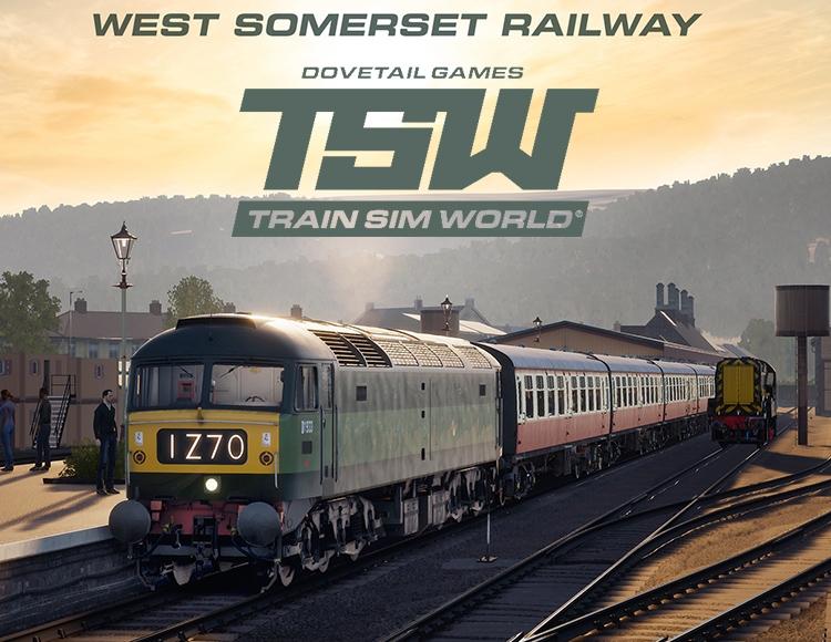 Train Sim World®: West Somerset Railway Add-On (PC) фото
