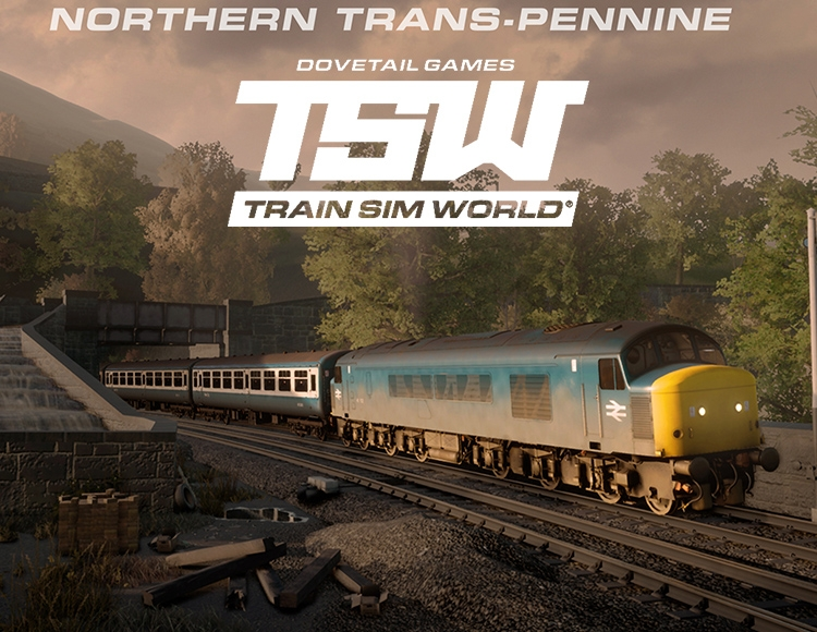 Train Sim World®: Northern Trans-Pennine: Manchester - Leeds Route Add-On (PC) фото