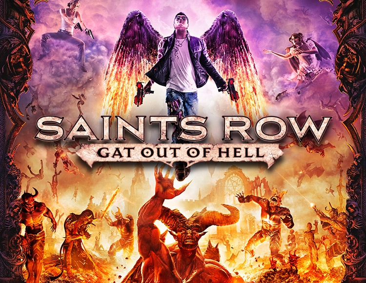 Saints Row: Gat out of Hell (PC) фото
