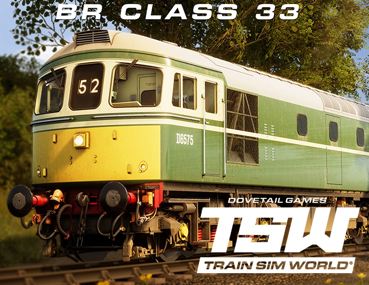 Train Sim World®: BR Class 33 Loco Add-On (PC) фото