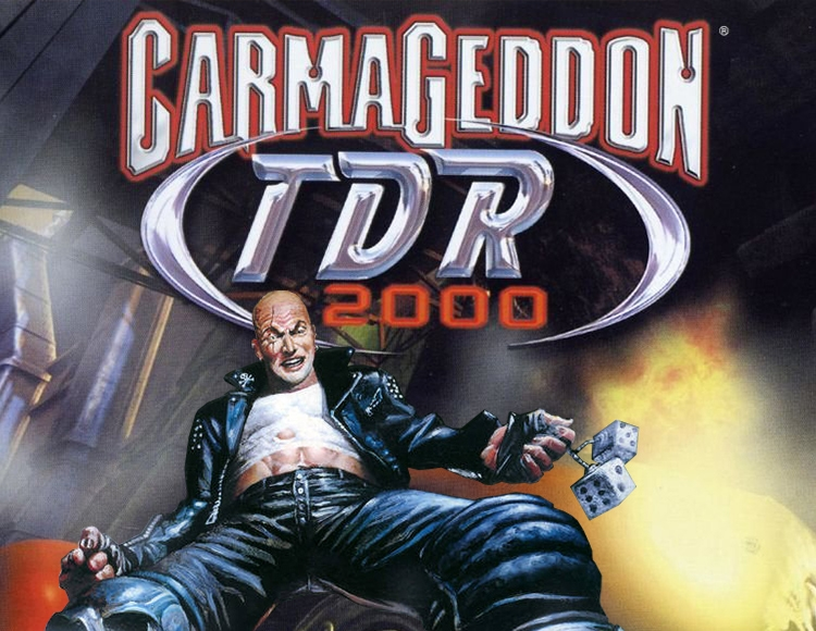 Carmageddon TDR 2000 (PC) фото