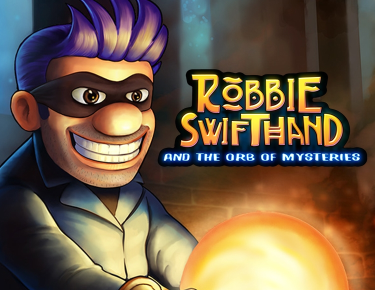 Robbie Swifthand and the Orb of Mysteries (PC) фото