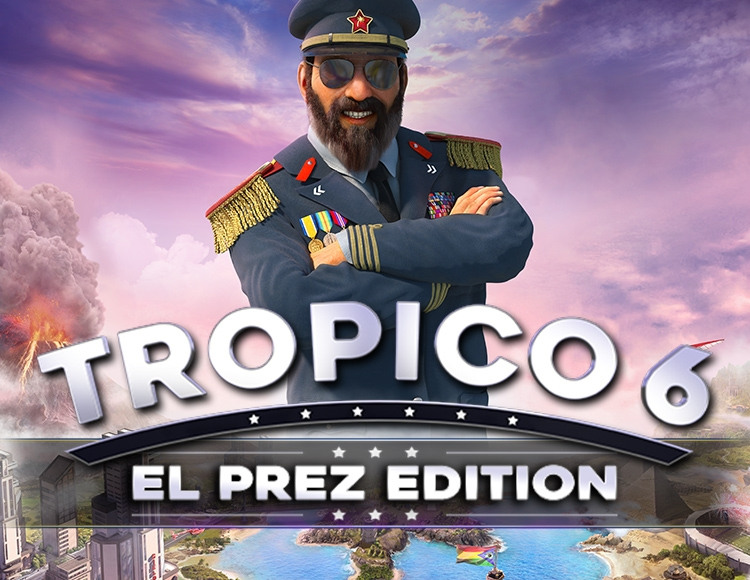 Tropico 6 El-Prez Edition (PC) фото