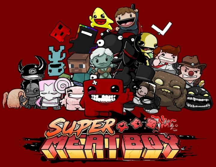 Super Meat Boy вики | FANDOM powered by Wikia