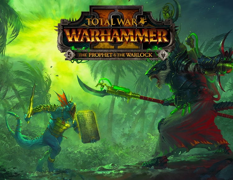 Total War: WARHAMMER II - The Prophet & The Warlock (PC) фото