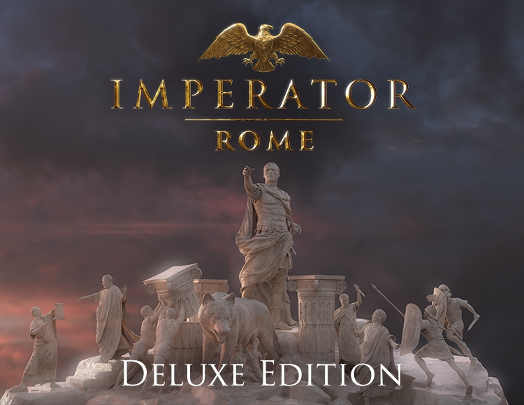 Imperator: Rome Deluxe Edition (PC) фото