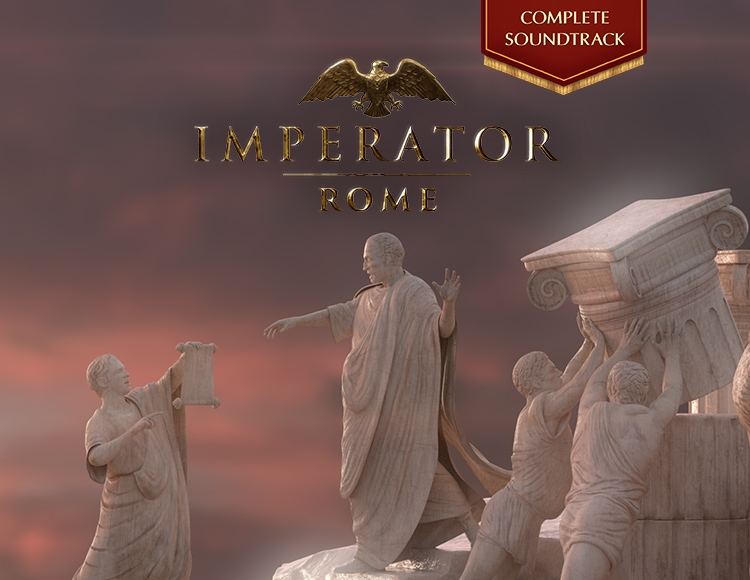 Imperator: Rome - Complete Soundtrack (PC) фото