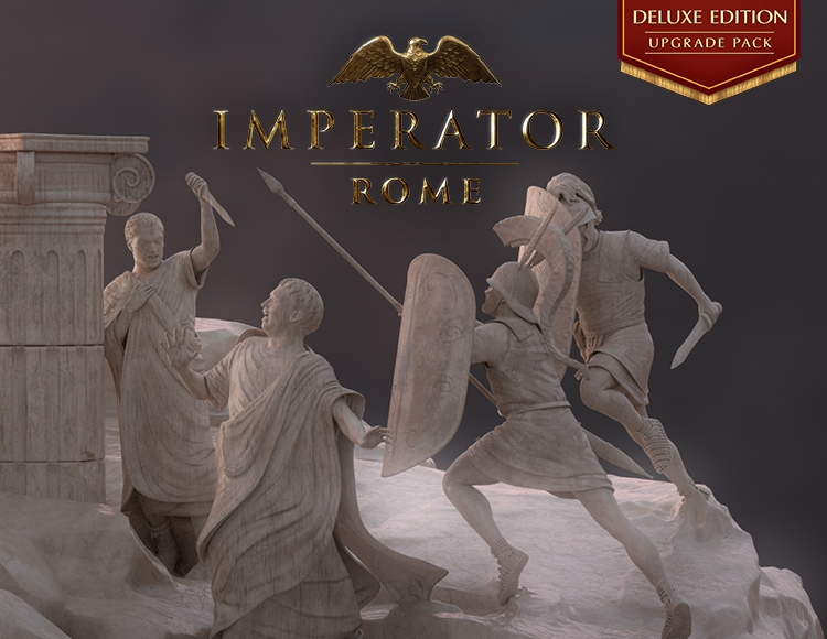 Imperator: Rome - Deluxe Upgrade Pack (PC) фото