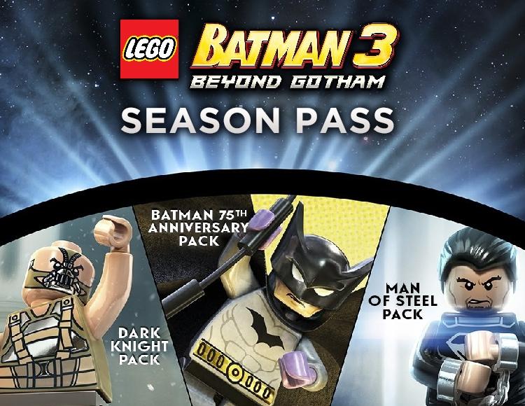 LEGO Batman 3: Beyond Gotham Season Pass (PC) фото
