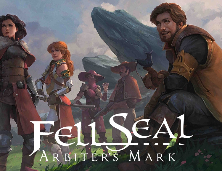 Fell Seal: Arbiter's Mark (PC) фото