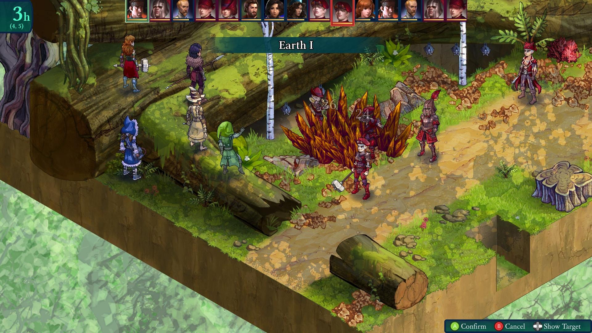 Скриншот к игре Fell Seal: Arbiter's Mark v.1.2.2 [GOG] (2019) скачать торрент Лицензия