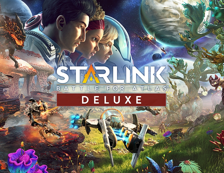 Starlink: Battle for Atlas - Deluxe Edition (PC) фото