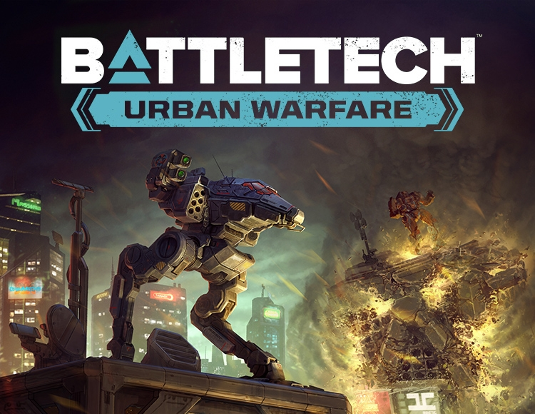 BATTLETECH Urban Warfare (PC) фото