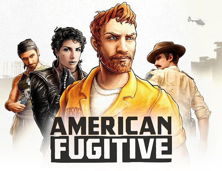 American Fugitive (PC) фото