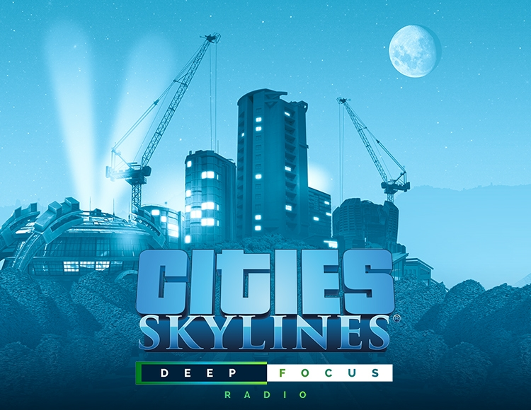 Cities: Skylines - Deep Focus Radio (PC) фото