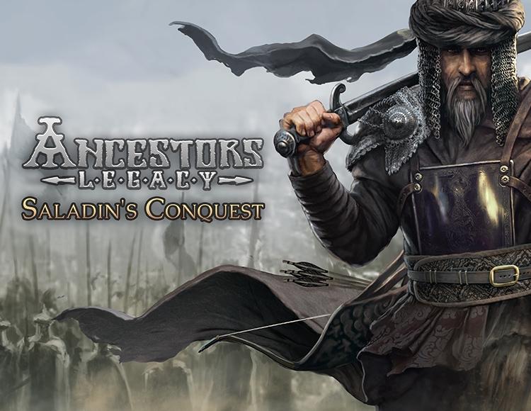 Ancestors Legacy: Saladin's Conquest DLC (PC) фото