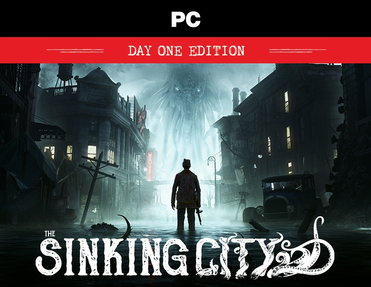 The Sinking City Издание первого дня (PC Box) (PC) фото