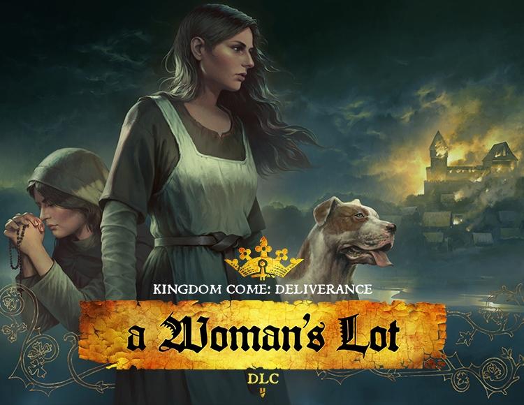 Kingdom Come: Deliverance - A Woman's Lot (PC) фото