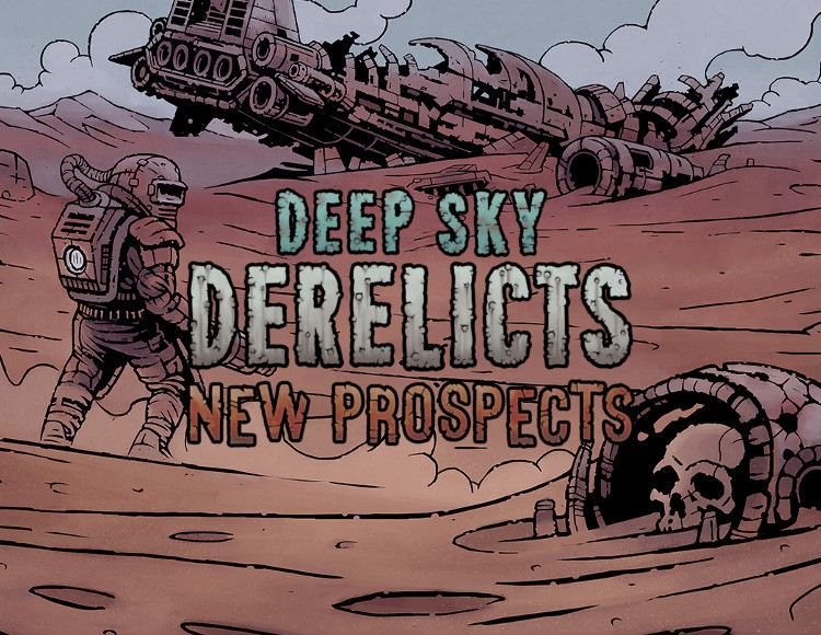 Deep Sky Derelicts - New Prospects DLC (PC) фото