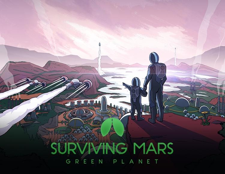 Surviving Mars: Green Planet (PC) фото