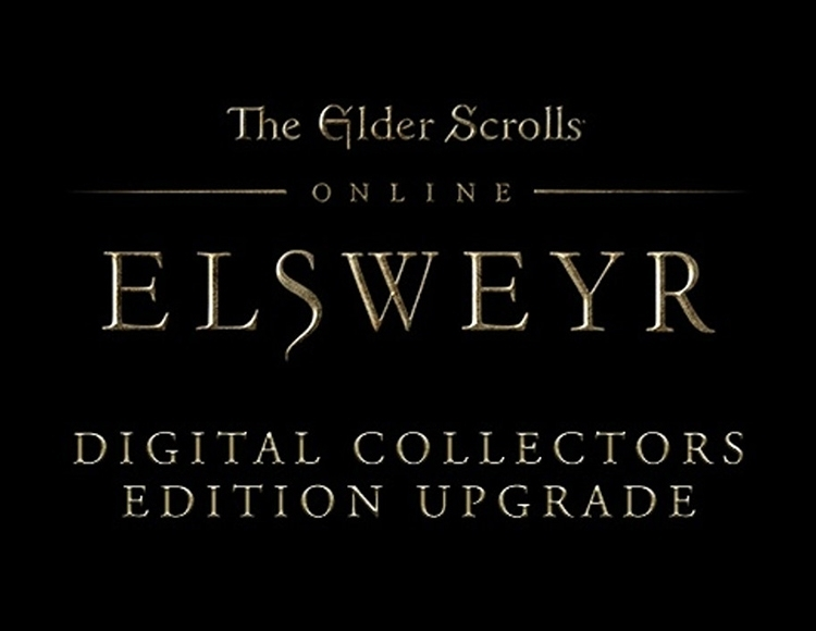 The Elder Scrolls Online - Elsweyr Digital Collector's Edition Upgrade (Steam) (PC) фото