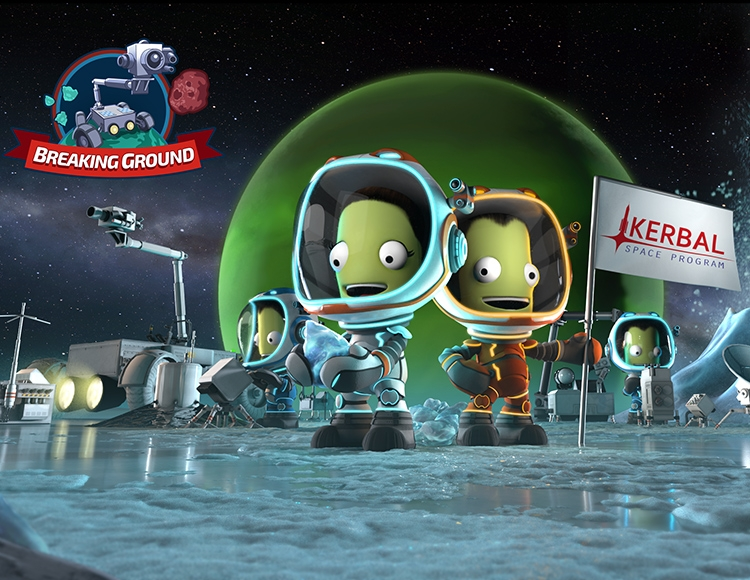 Kerbal Space Program: Breaking Ground Expansion (PC) фото