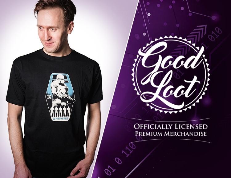 Мужская футболка Star Wars Empire (Размер L) фото