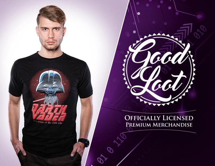 Мужская футболка Star Wars Pop Vader (Размер XS) фото