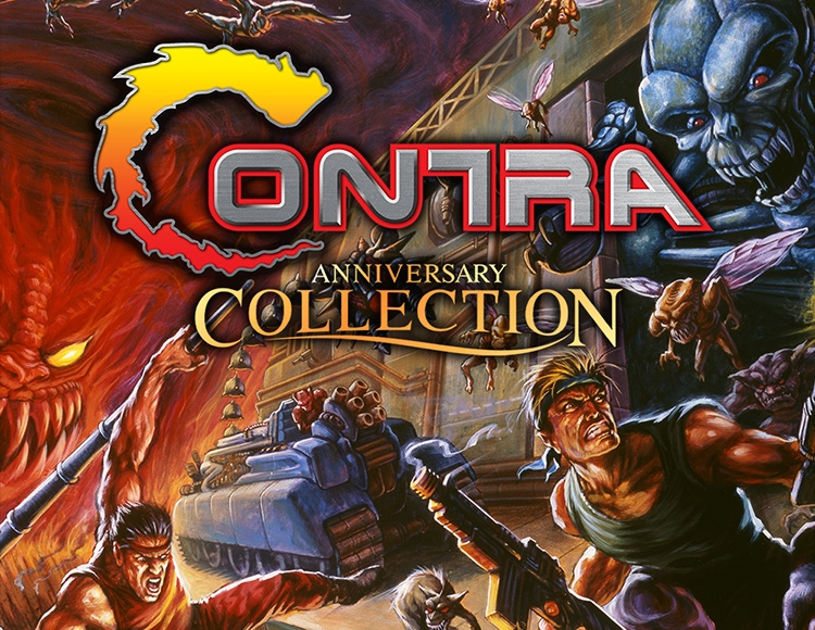 Contra Anniversary Collection (PC) фото