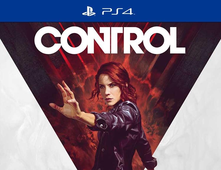Control (PS4) фото