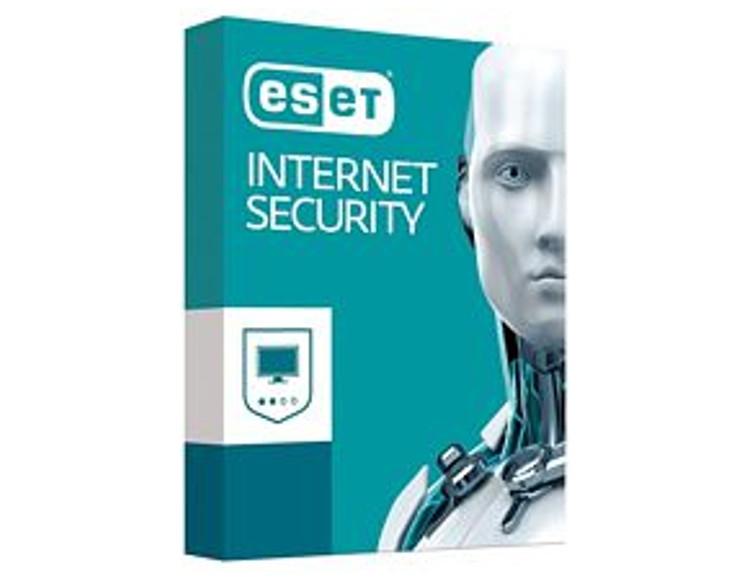 ESET NOD32 Internet Security – универсальная лицензия на 1 год на 3 устройства или продление на 20 месяцев [Цифровая версия] (PC) фото