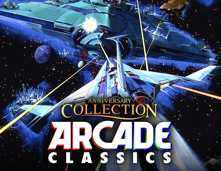 Arcade Classics Anniversary Collection (PC) фото