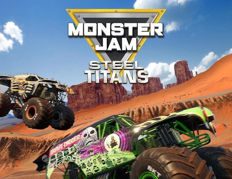 Monster Jam: Steel Titans (PC) фото