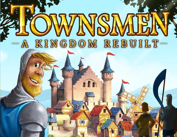 Townsmen - A Kingdom Rebuilt (PC) фото