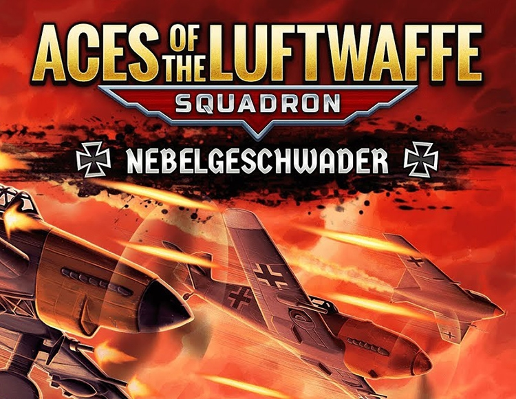 Aces of the Luftwaffe Squadron – Nebelgeschwader (PC) фото
