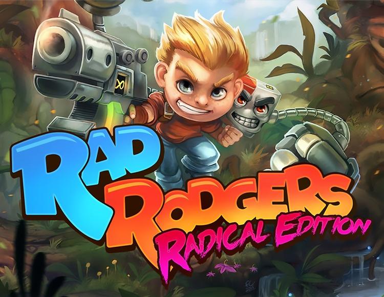 Rad Rodgers Radical Edition (PC) фото