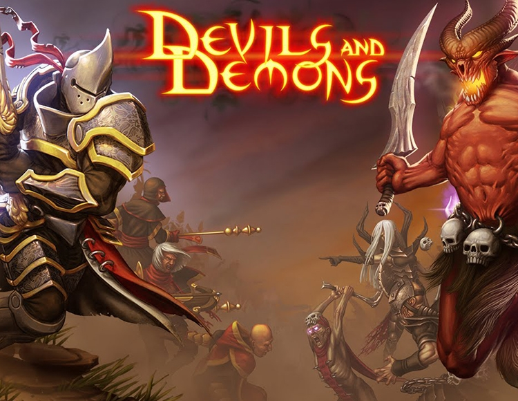 Devils & Demons (PC) фото