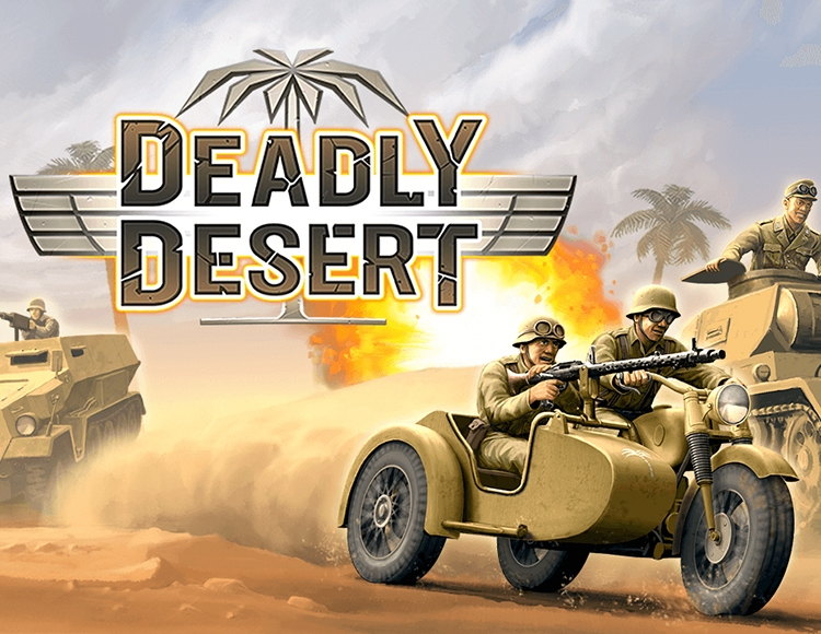1943 Deadly Desert (PC) фото