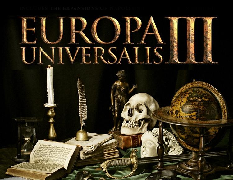 Europa Universalis III Collection (PC) фото
