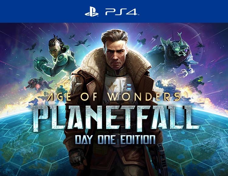 Age of Wonders: Planetfall Издание первого дня (PS4) фото