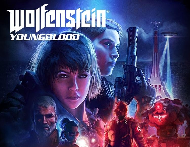 Wolfenstein: YoungBlood (Steam) (PC) фото