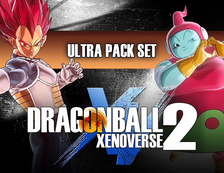 DRAGON BALL Xenoverse 2 - Ultra Pack Set (PC) фото