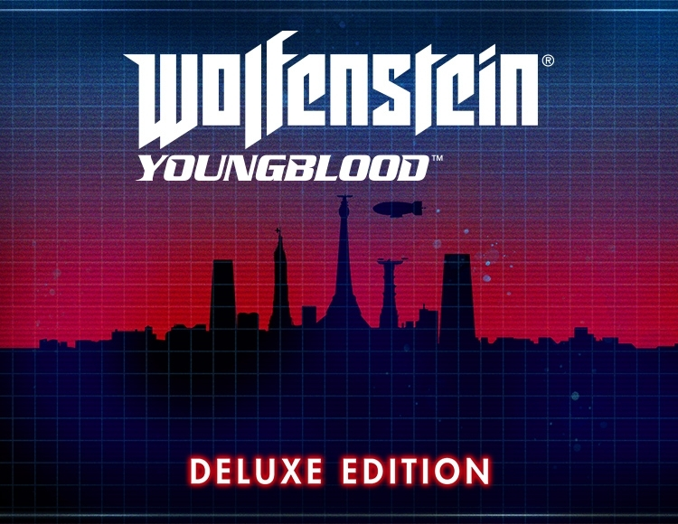Wolfenstein: YoungBlood Deluxe Edition (Bethesda Launcher) (PC) фото