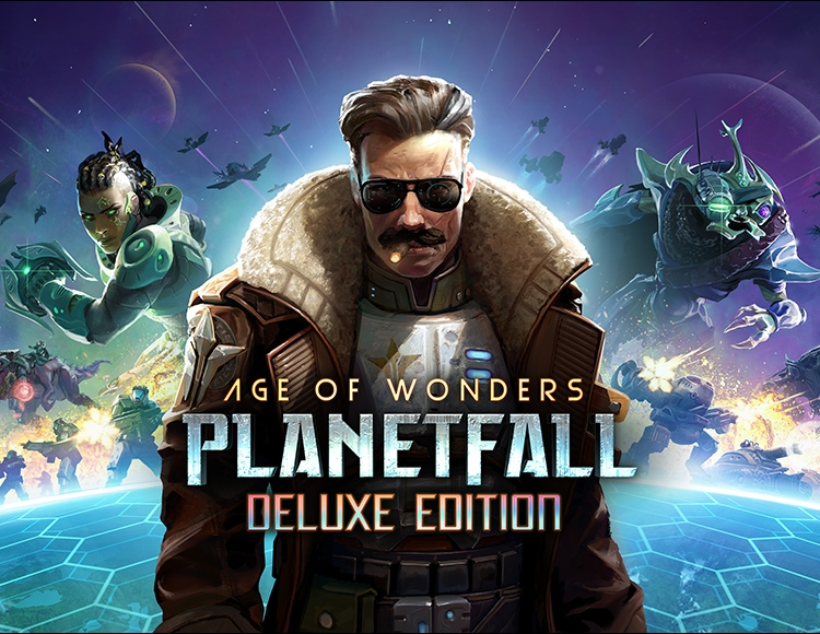 Age of Wonders: Planetfall - Deluxe Edition (PC) фото