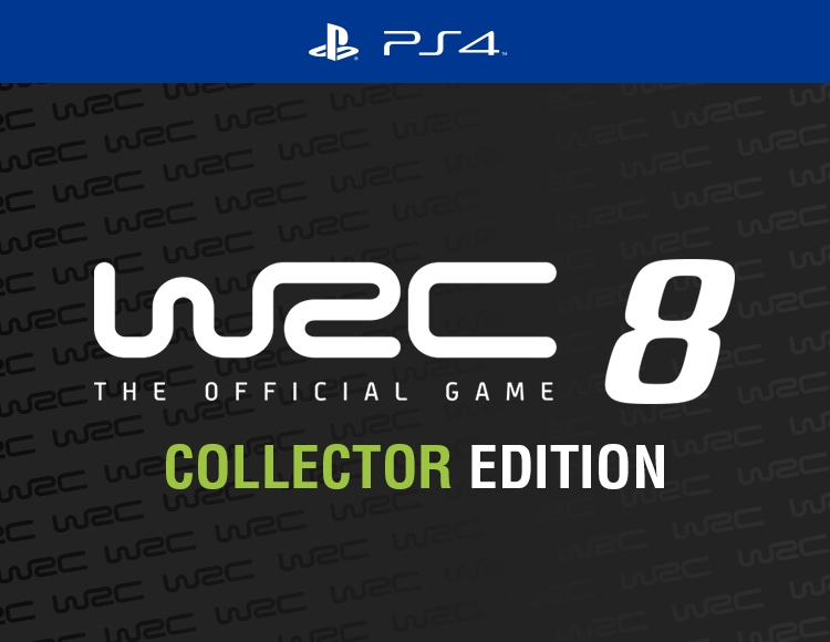 WRC 8 Collector Edition (PS4) фото