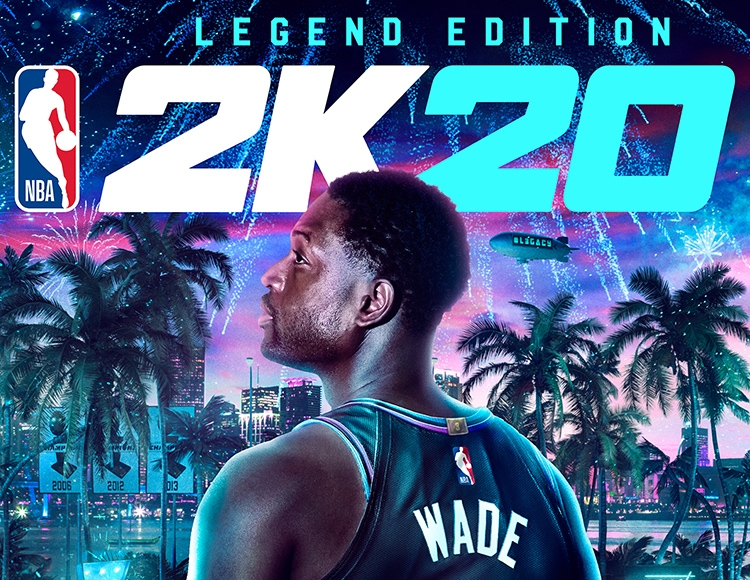 NBA 2K20 Legend Edition (PC) фото