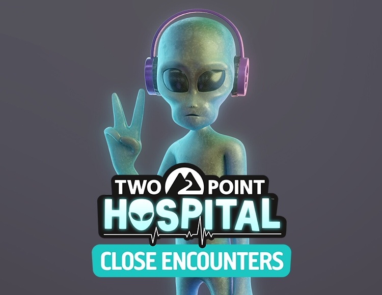 Two Point Hospital - Close Encounters (PC)